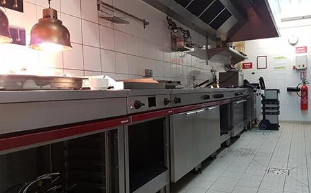 Equipement pour cuisine professionnelle Maubeuge