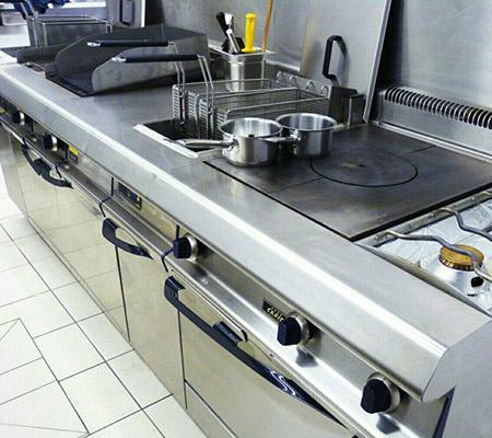 Cuisine pro dans le nord et aisne maubeuge valenciennes hirson - Equipement cuisine professionnelle ...
