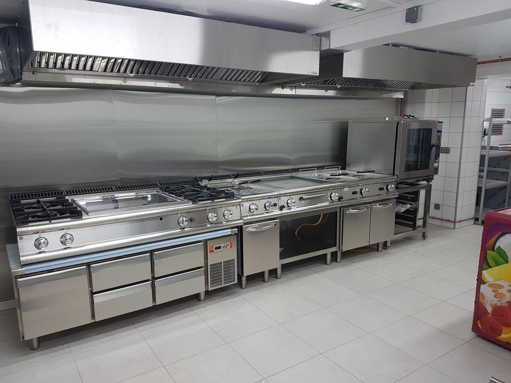 Vente et installation cuisine professionnelle Maubeuge