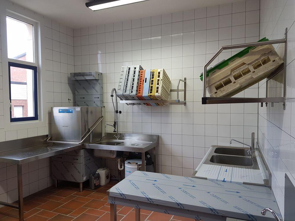 Vente et installation équipement laverie Maubeuge